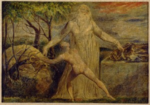 William_Blake_-_Abraham_and_Isaac_object_1_Butlin_382